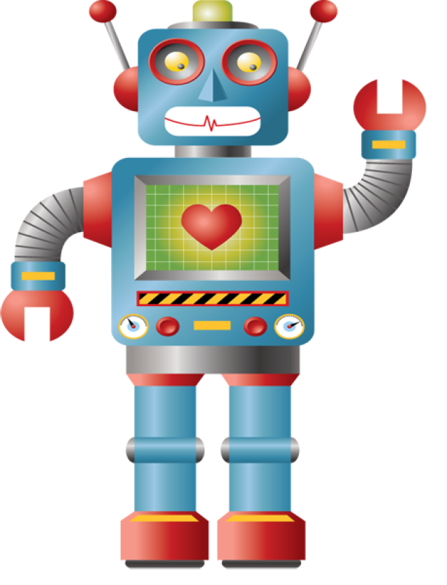 Engineer clipart robot, Engineer robot Transparent FREE for.