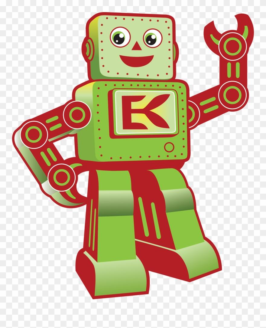 Stem Clipart Robot.