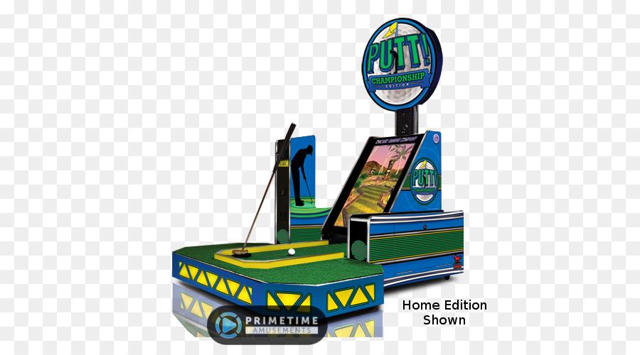 Robotron: 2084 Arcade game Miniature golf Amusement arcade.
