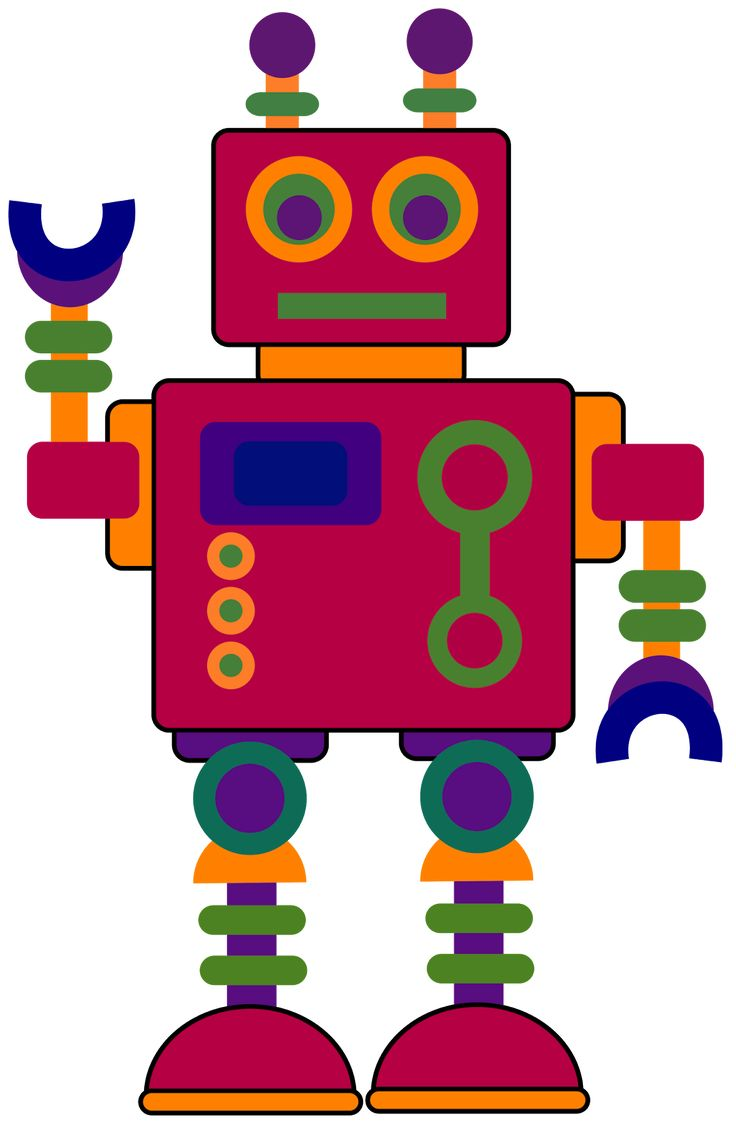 17 Best images about clipart robot on Pinterest.