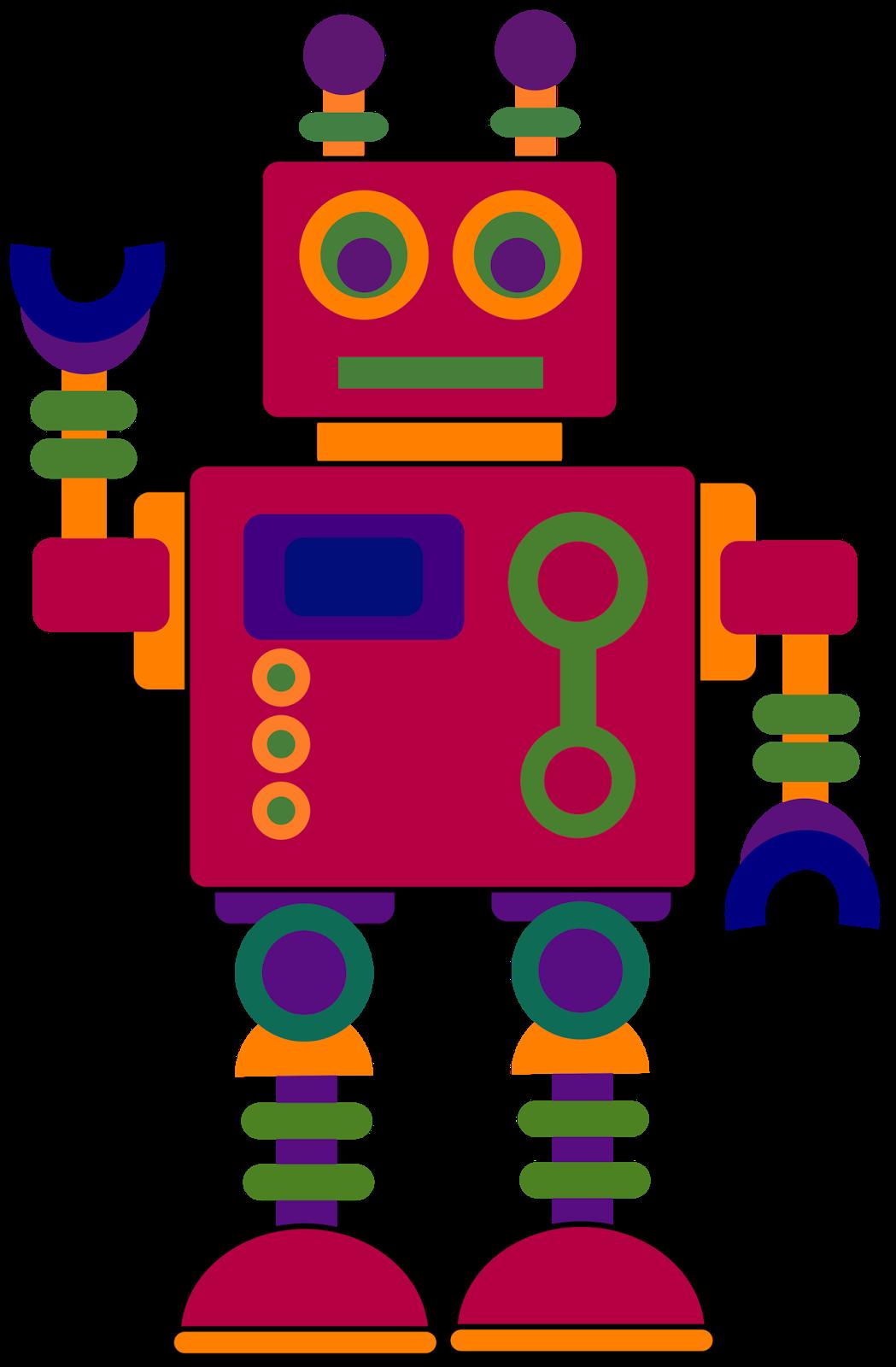 Robot Clipart & Robot Clip Art Images.