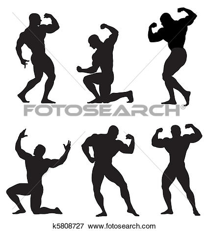 Robust Clip Art EPS Images. 168 robust clipart vector.