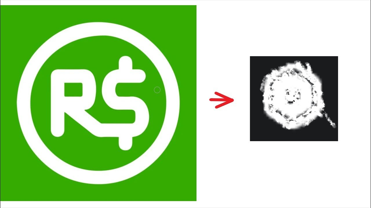 So there is a new Robux logo now.
