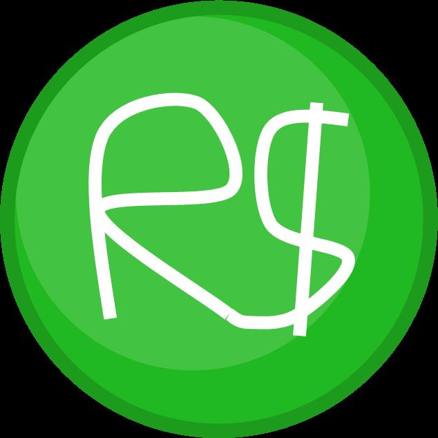 Robux Symbol.