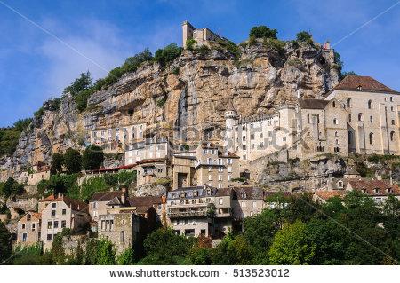 Rocamadour clipart #9