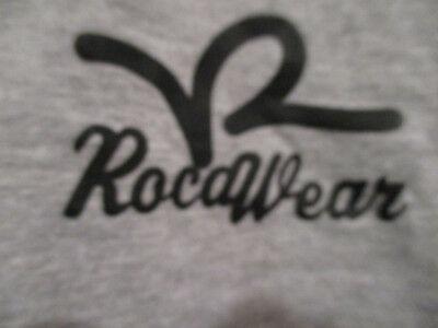 VINTAGE ORIGINAL ROCAWEAR Logo Hip Hop Classic Old School.