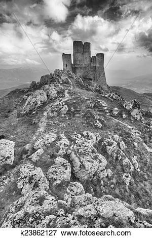 Picture of Rocca Calascio k23862127.
