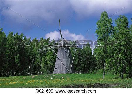 Stock Photograph of Estonia, Tallinn, Rocca al Mare, Estonian Open.