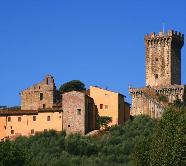 Rete Monte Pisano.