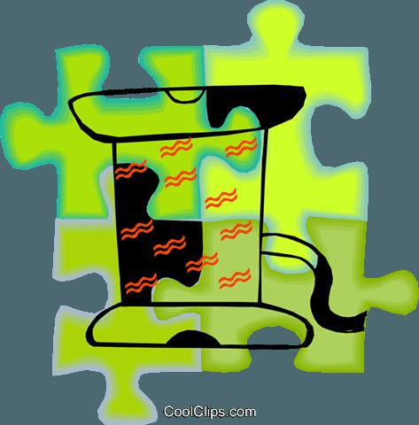 Rocchetto di filo immagini grafiche vettoriali clipart.