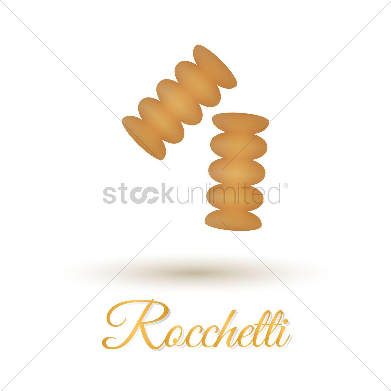 Rocchetti Vector Image.