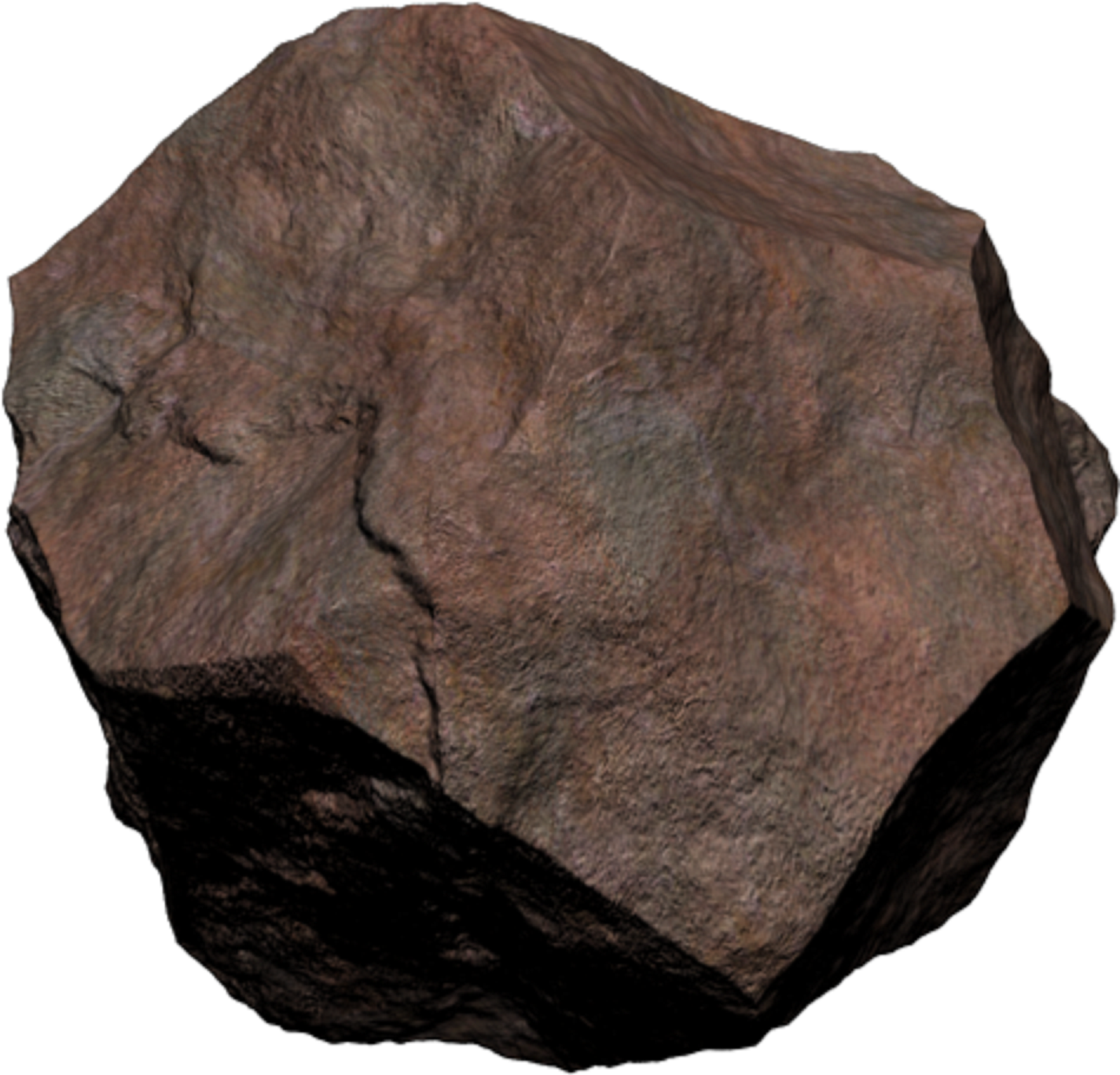 Large Rock Clipart.