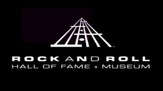 Rock And Roll Hall of Fame Museum Logo.
