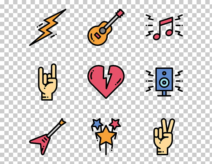 Computer Icons Rock and roll Rock concert , rock n roll PNG.
