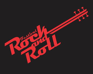 rock and roll festival Designed by gitanapolis.