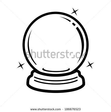 Clip Art. Crystal Ball Clipart. Stonetire Free Clip Art Images.