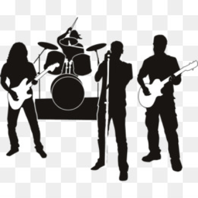 Band clipart transparent, Band transparent Transparent FREE.