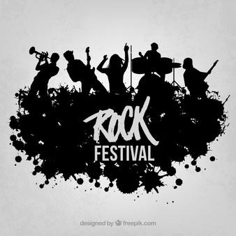 Rock Band Vectors, Photos and PSD files.