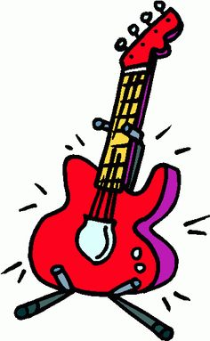 Music > Guitar Rock Stickers.