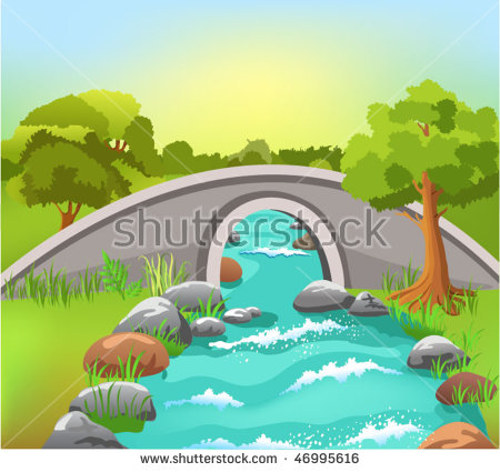 River bridge free vector download (211 Free vector) for commercial.