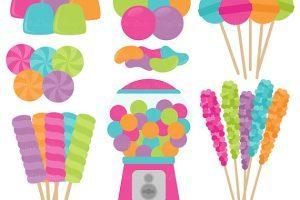 Rock candy clipart 3 » Clipart Portal.