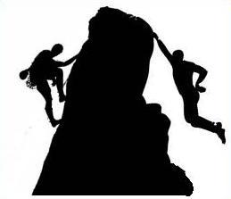 Rock Climbing Clipart Rock Climbing Clip By WinchesterLambourne.