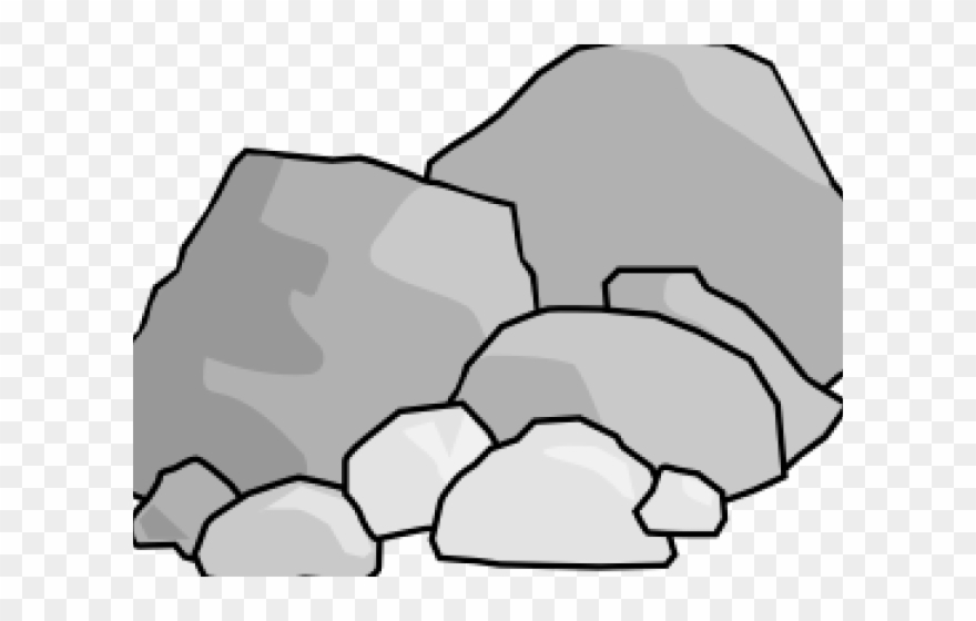 Rock Clipart Transparent.