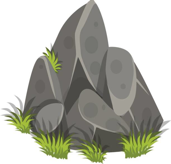 Image result for rocks clipart.