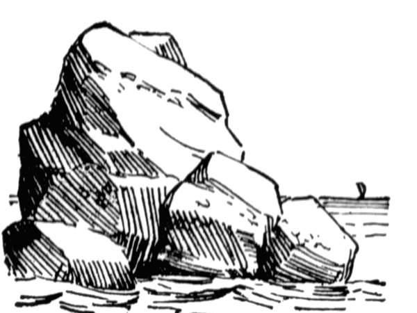 Rock Clipart.