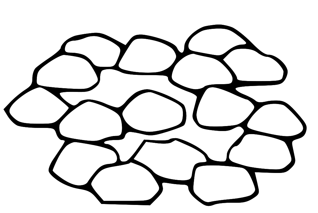 50 Free Rock Clipart.