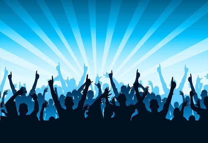 Rock Concert Audience Rock Music PNG, Clipart, Art, Audience.