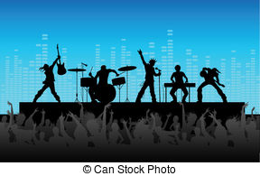 Rock concert Clipart and Stock Illustrations. 31,830 Rock.