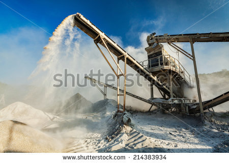 Crusher Stock Images, Royalty.