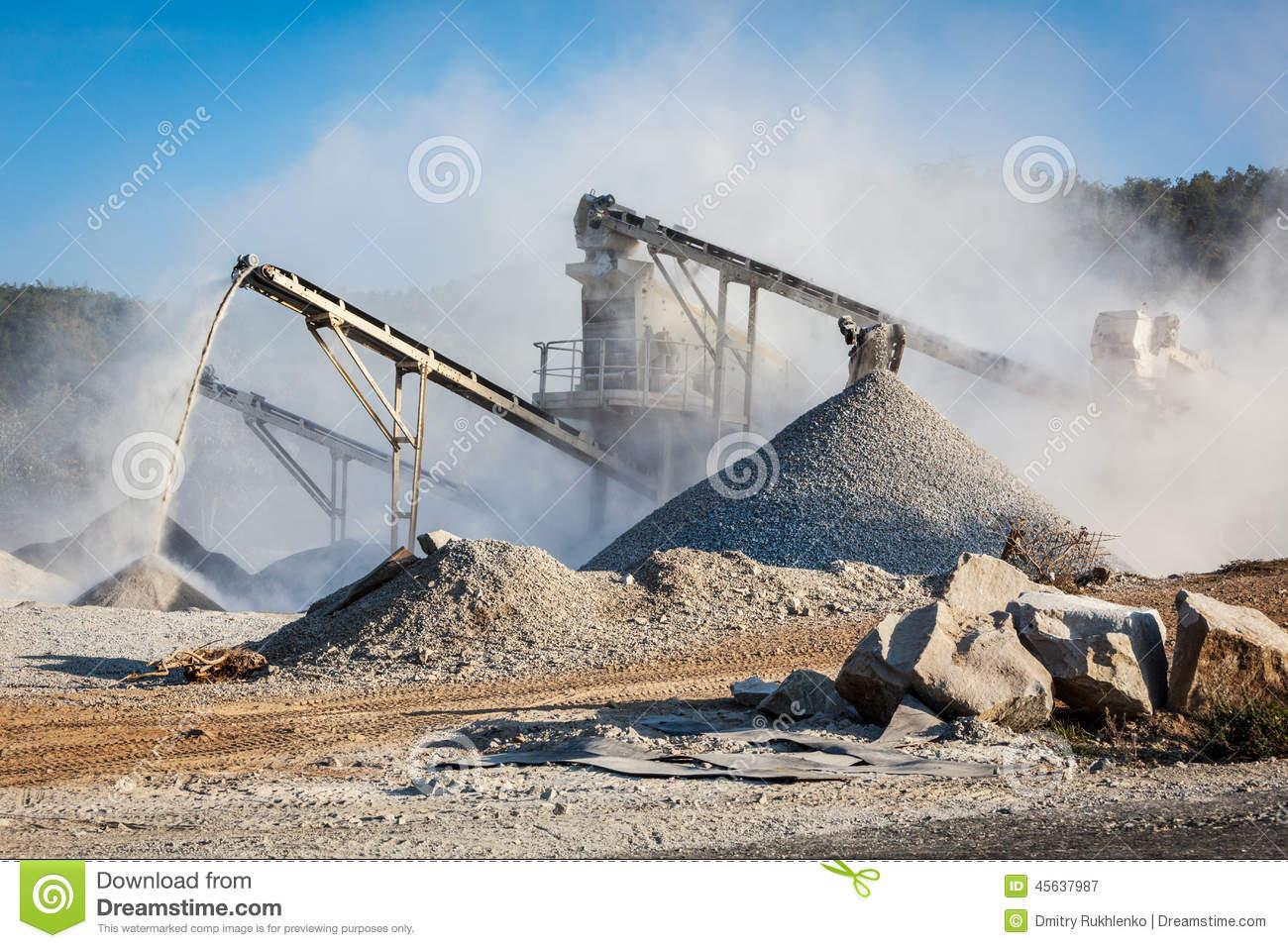 Industrial Crusher.