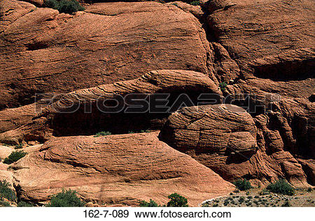 Stock Photograph of Backgrounds, Rock, Desert, Nature, Background.