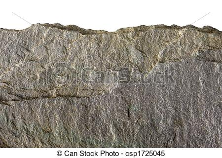 Stock Images of edge of flat rock or stepping stone.