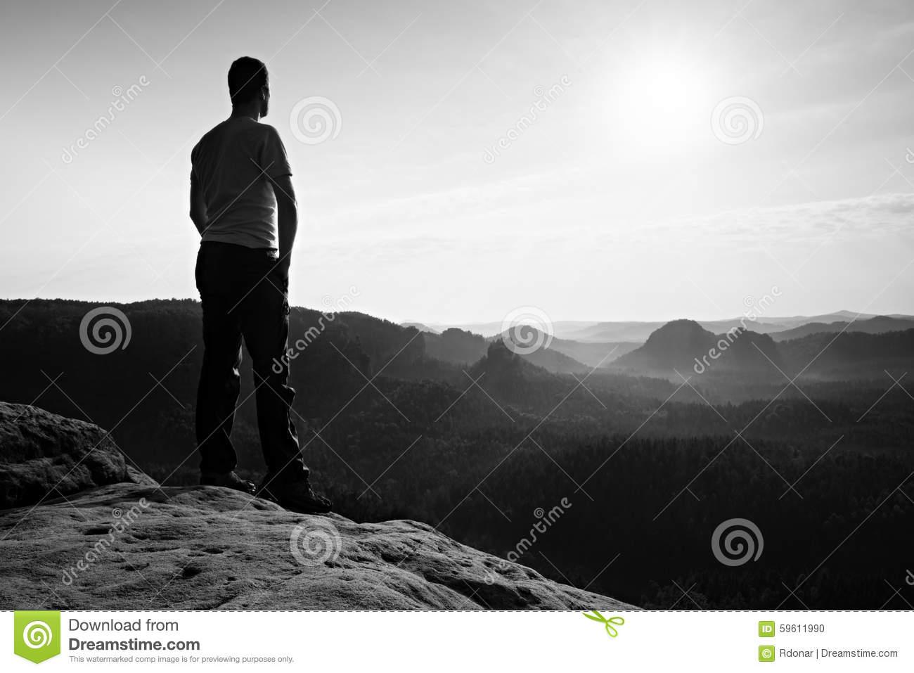 Peak Rock Clipart.