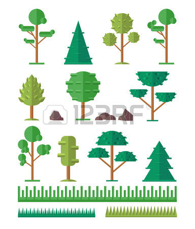 1,959 Rock Garden Stock Vector Illustration And Royalty Free Rock.
