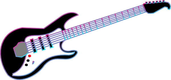 Rock on clip art at vector clip art.