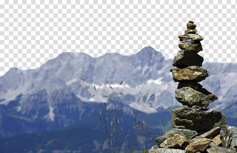 Hoher Dachstein Dachstein Mountains Cairns Rock, Cairns Rock.