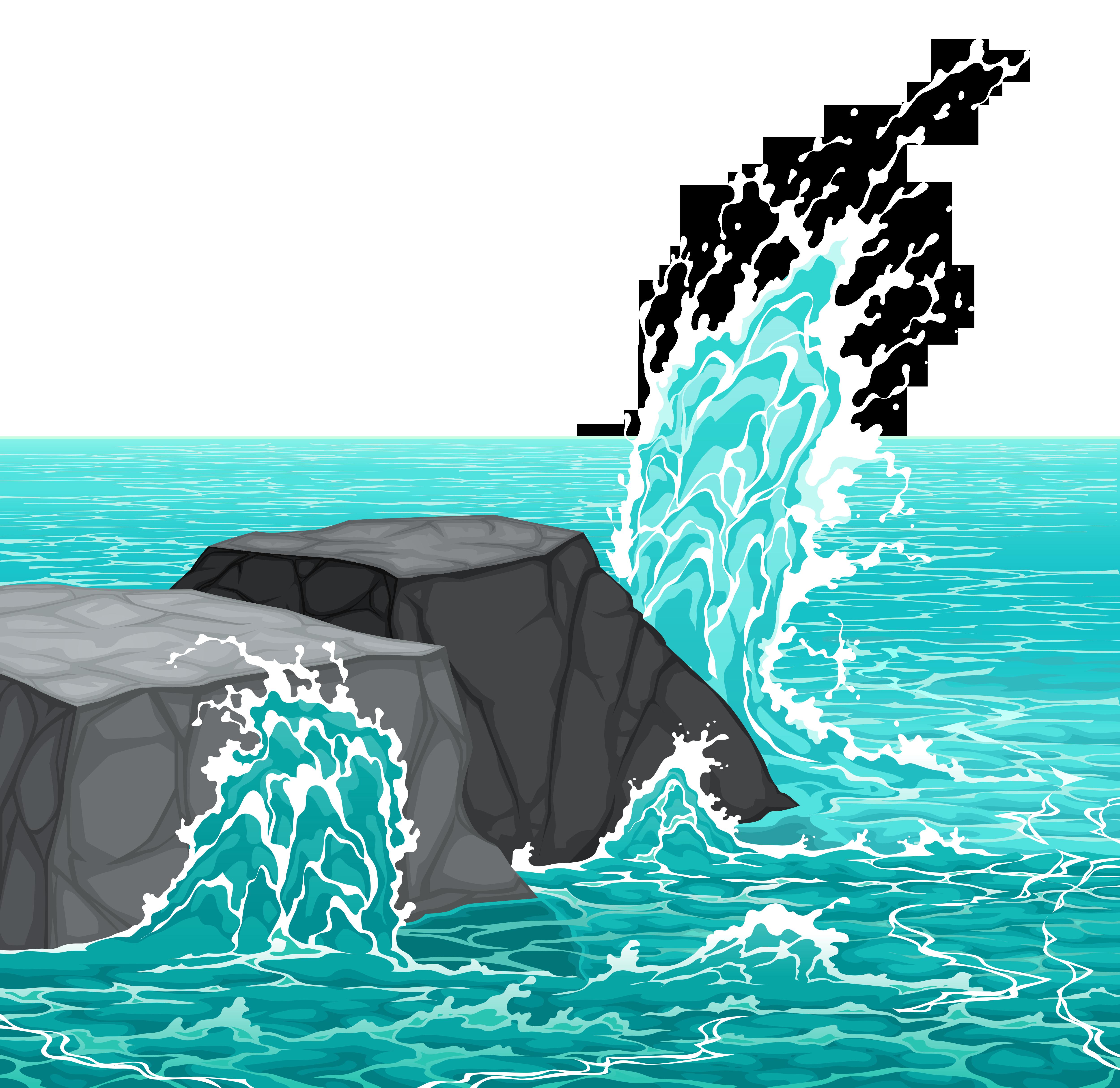 Sea clipart free.