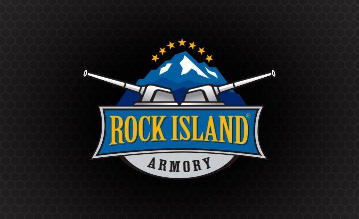 Rock Island Armory Logo.