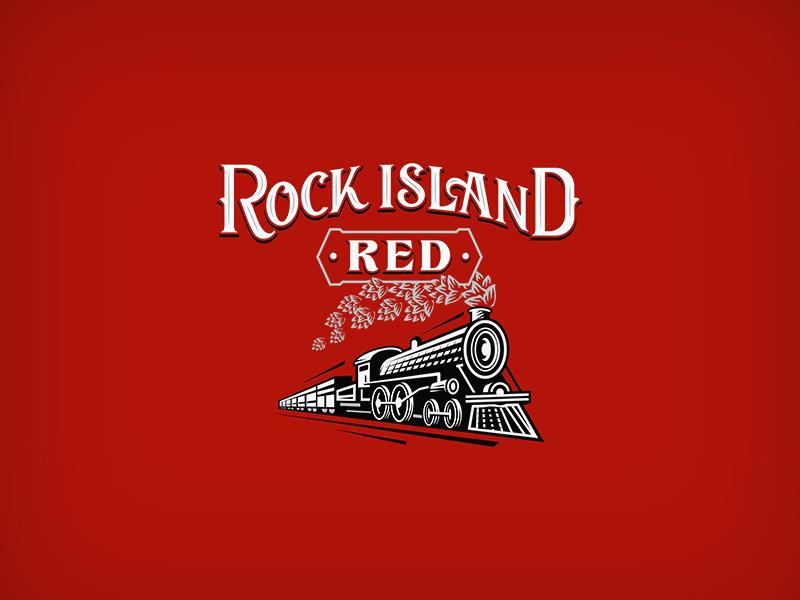 Rock Island Red by Srdjan Vidakovic for New Garden Society.