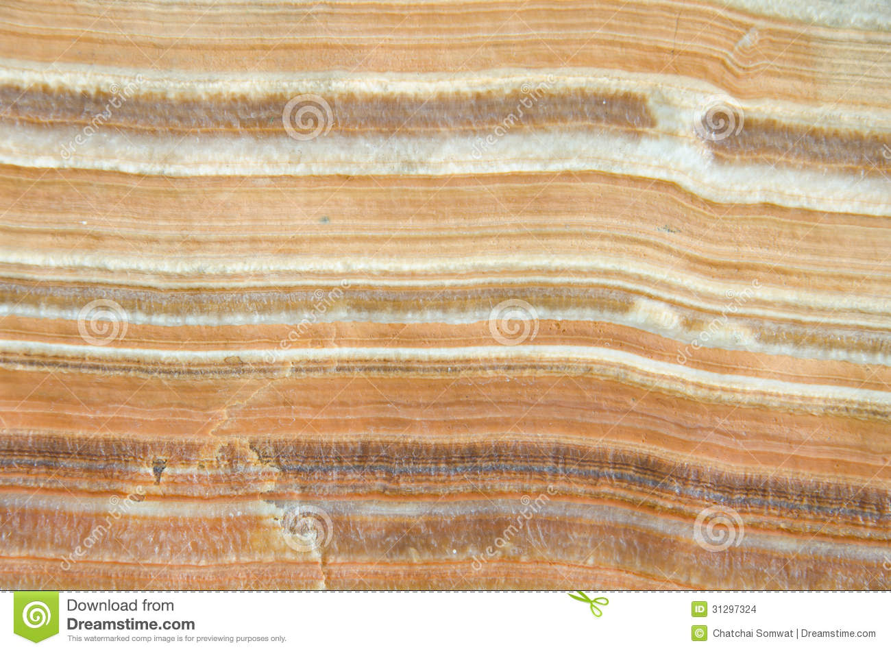 Sedimentary Rock Layers Stock Images.