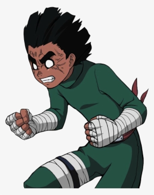 Rock Lee PNG, Transparent Rock Lee PNG Image Free Download.