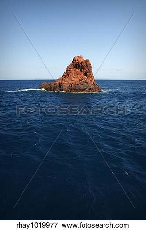 "Picture of ""The UNESCO World Heritage site of Scandola, Corsica."