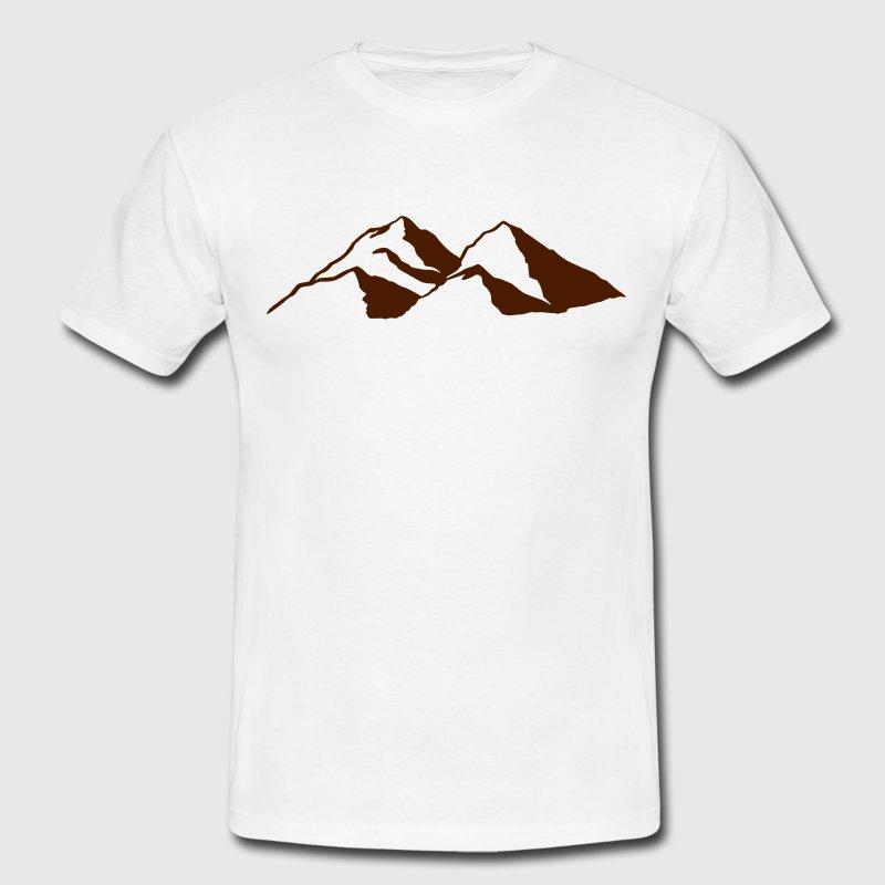 Mountain Mountains Rock mass range chain T.