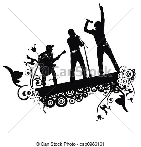 Rock and roll Clipart and Stock Illustrations. 10,131 Rock and.