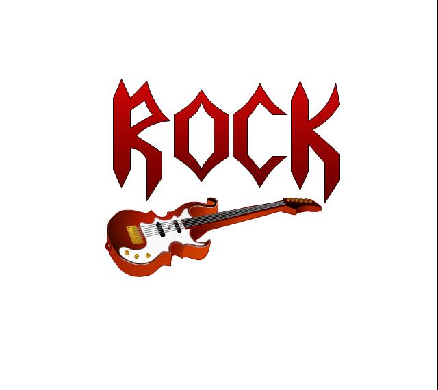 Rock Music Png Vector, Clipart, PSD.