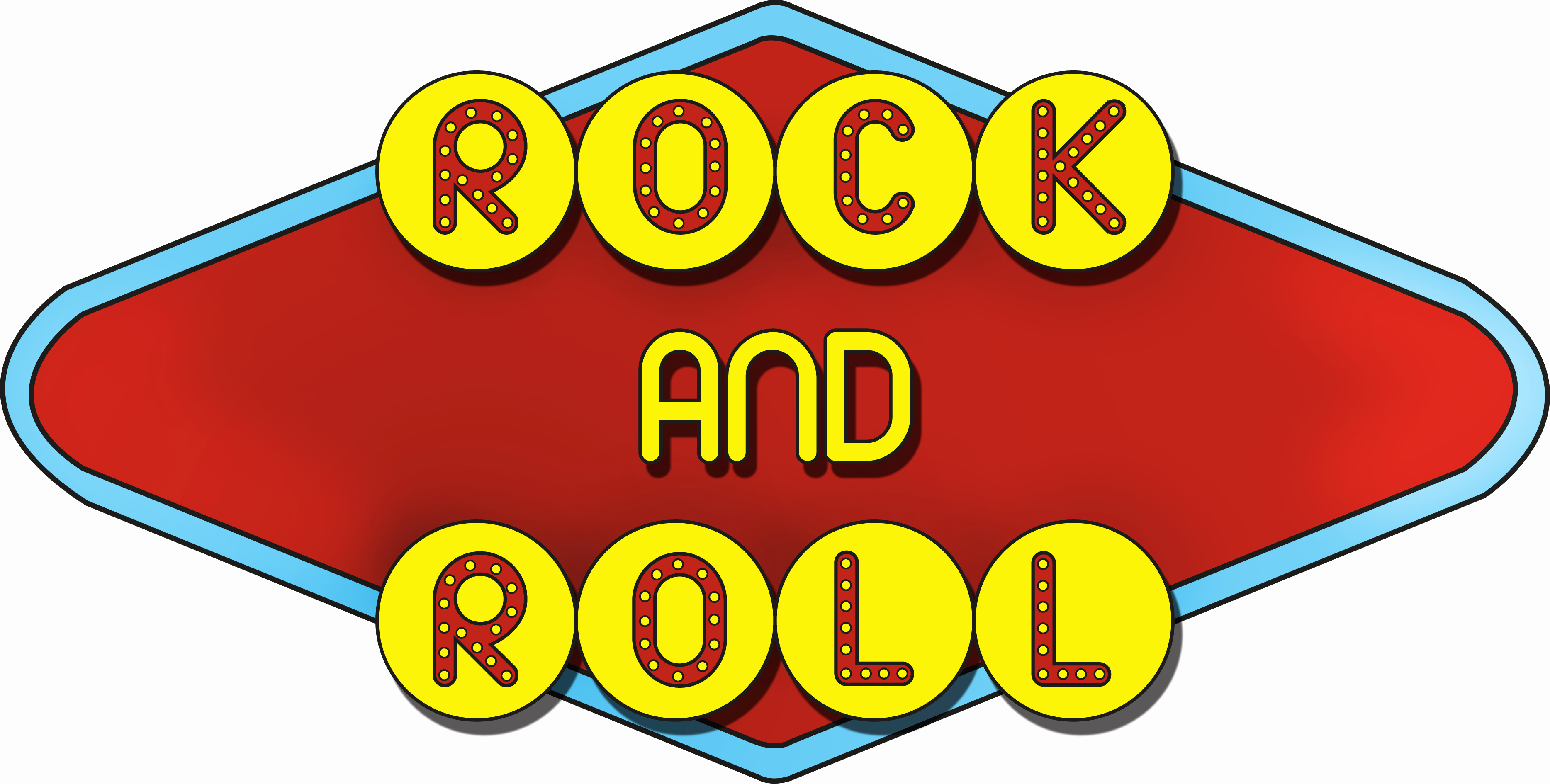 Rock and Roll Clip Art Lovely Rock N Roll Logos for You.